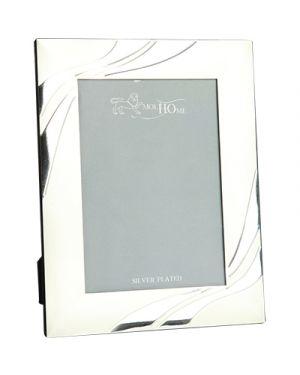Cornice argento 10x15 onde ARKE 19636 8002057196363 19636