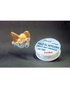 Filo nylon  mm.0,40 - rocchetto mt.100 CWR 4404 8004957044041 4404