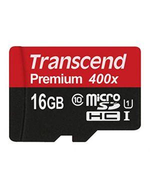 16gb microsdhc u1no adapter Transcend TS16GUSDCU1 760557825029 TS16GUSDCU1