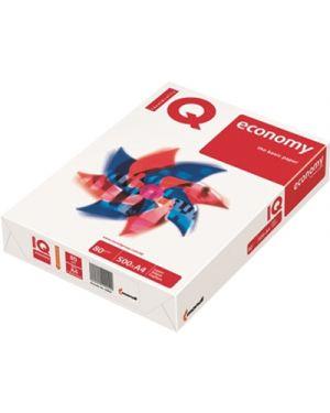 Carta fotocopie a4 iq economy+ gr.80 fg.500 MONDI 180093596 9003974420448 180093596