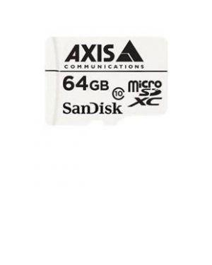 Surveillance microsdxc card 64gb Axis 5801-951 7331021056909 5801-951