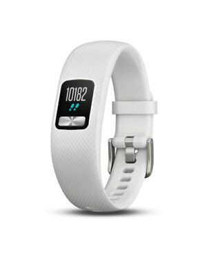 Vivofit 4  ww  white  s - m Garmin 010-01847-11 753759178970 010-01847-11