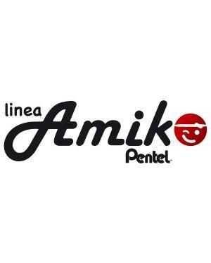 marcat perm.n860 n - r - b - v amiko Pentel 100862 8006935008625 100862