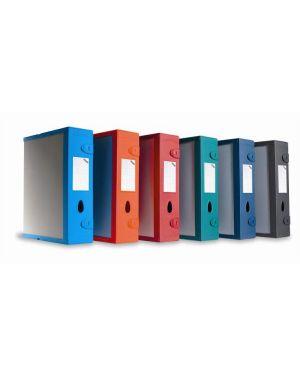Scatola archivio combi-box Fellowes E500RB 8015687007381 E500RB