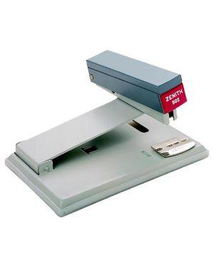 Cucitrice da tavolo zenith 502 max 20fg prof. max 108mm 205021067 8009613502002 205021067