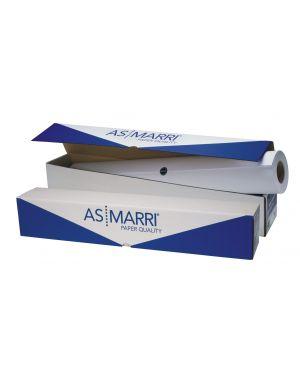 Carta Inkjet Plotter 1067mm x 50mt 90gr opaca J.90s As Marri Cod. 8347 8023927083477 8347 by As Marri
