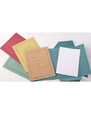 50 cartelline 3 lembi rosso c - stampa 200gr CG0111MLSXXAJ02 8001182001818 CG0111MLSXXAJ02 by Cart. Garda