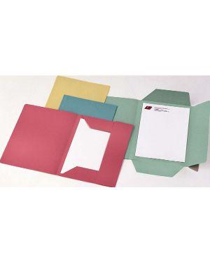 50 cartelline 3 lembi rosso s - stampa 200gr CG0111MLXXXAJ02 8001182001177 CG0111MLXXXAJ02 by Cart. Garda