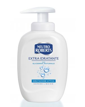 Sapone liquido hydrattiva 300ml neutro roberts R906622 8002410007695 R906622 by Neutro Roberts