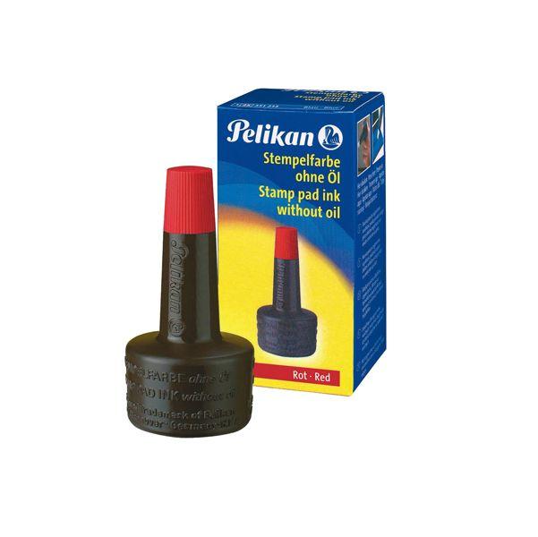 Inchiostro pelikan x timbri 28 ml. rosso PELIKAN 351221 4012700351227 351221 by Pelikan