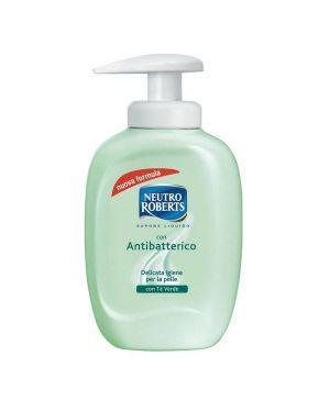 Sapone liquido active hygiene antibatterico 300ml neutro roberts R906623 49339 A R906623