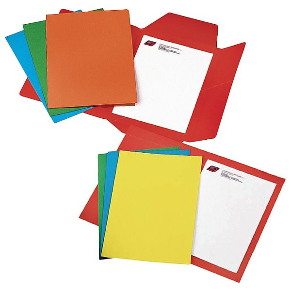 50 cartelline semplici rosso bristol 200gr CG0113BLXXXAJ02 8001182002839 CG0113BLXXXAJ02 by Cart. Garda