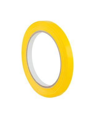 Nastro adesivo 9mm x 66m giallo pvc 350 per sigillatore eurocel 701063  701063