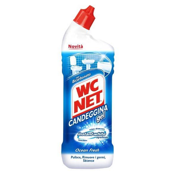 Wc net candeggina gel extra white sensation 700ml M74619 8003650012906 M74619 by Wc Net