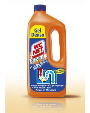 Wc net energy gel stura scarichi 1lt M74595 8004050036486 M74595