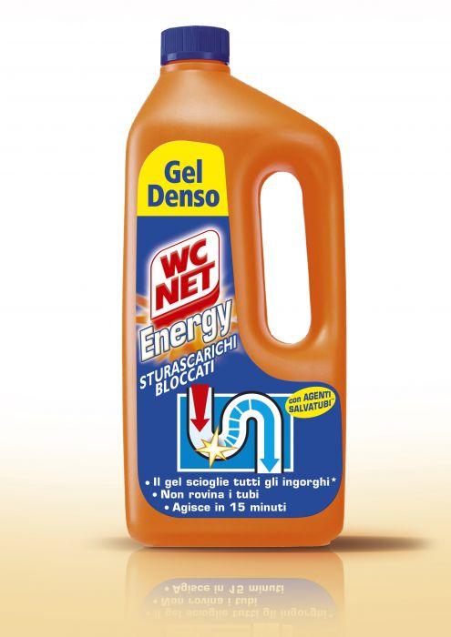 Wc net energy gel stura scarichi 1lt M74595 8004050036486 M74595 by Wc Net