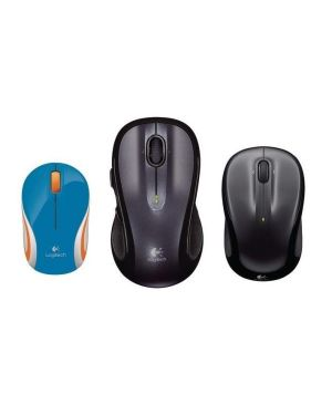 Wireless mini mouse m187 blue - M187 910-002733_2228027 by Logitech