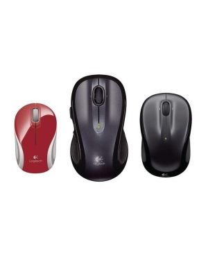 Wireless mini mouse m187 red 910-002732_2228028 by Logitech