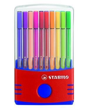 Astuccio 20 pennarelli stabilo pen 68 color parade 6820-04 4006381372213 6820-04