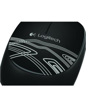 Corded mouse m105 black - M105 910-002943_2228243 by Logitech