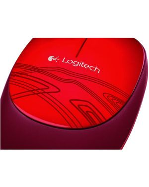 Corded mouse m105 red - M105 910-002945_2228245 by Logitech
