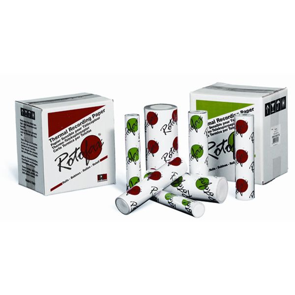Rotoli fax 216mmx30m d50 an12mm Rotomar T020216030012 8023215231337 T020216030012 by Rotomar