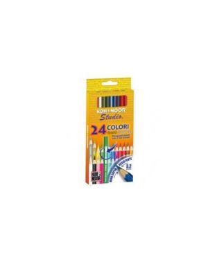 Astuccio 24 matite colorate studio gold kohinoor DH3325 8032173007656 DH3325