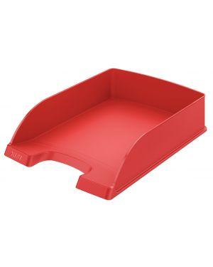 Vaschetta portacorrispondenza standard plus rosso leitz 52270225 4002432311040 52270225-1