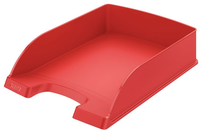 Vaschetta portacorrispondenza standard plus rosso leitz 52270225 4002432311040 52270225-1 by Leitz