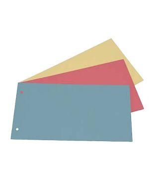 200 separatori manilla 200gr 125x230mm rosso cdg CG0800MLXXXAL02 8001182012630 CG0800MLXXXAL02