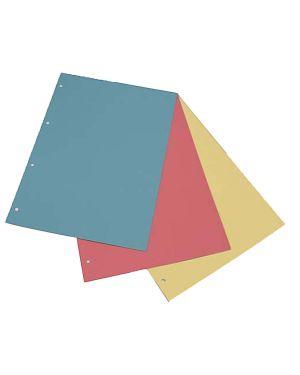 200 separatori manilla 200gr 220x300mm giallo cdg CG0810MLXXXAL04 8001182012760 CG0810MLXXXAL04