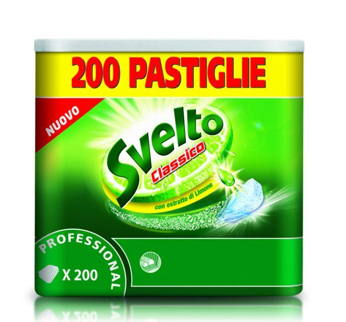 Fustino 188 tabs 10g per lavastoviglie svelto tablets 101100936 7615400778270 101100936 by Svelto