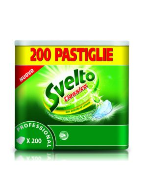Fustino 188 tabs 10g per lavastoviglie svelto tablets 101100936 7615400778270 101100936
