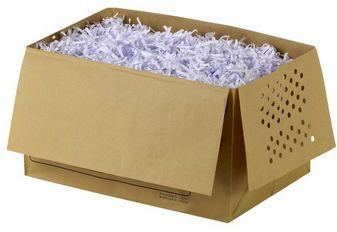 20 sacchi riciclabili per distruggidocumenti 26lt - rexel 2102577 5028252294041 2102577 by Rexel