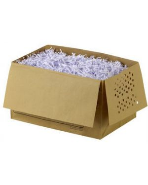 20 sacchi riciclabili per distruggidocumenti 26lt - rexel 2102577 5028252294041 2102577