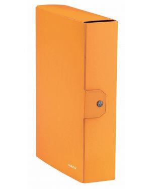 Portaprogetti wow d.8 con bottone arancione metallizzato LEITZ 39670044 4002432395699 39670044-1