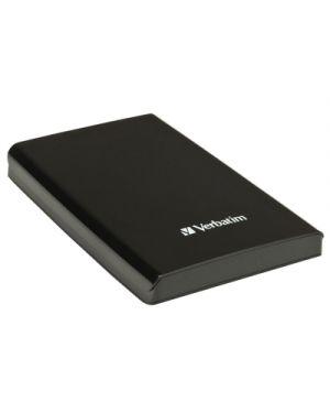 Hard disk usb 3.0-500gb-2.5 black Verbatim 53029 23942530299 53029_2991625 by Verbatim - Storage