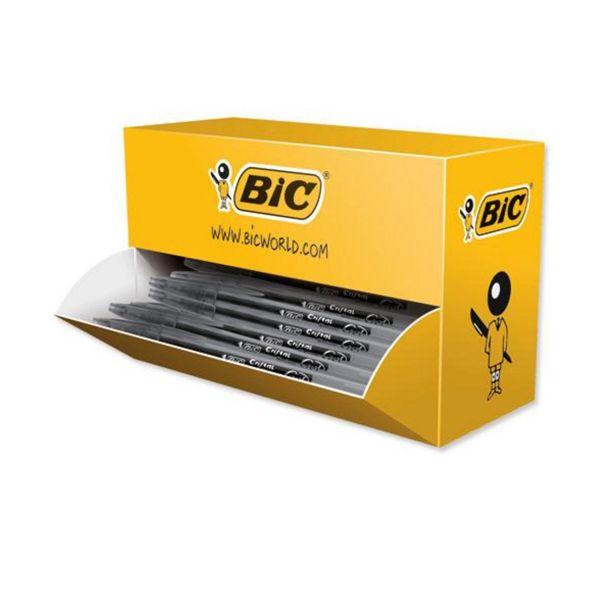 Dispenser value pack 35+5 penne a sfera bic®cristal gel nero 920402 3086123278202 920402 by Bic