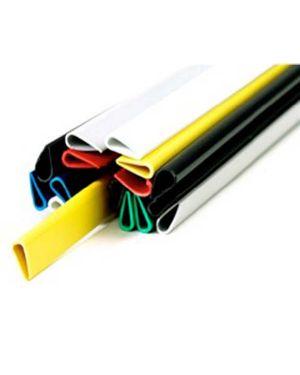 50 dorsi rilegafogli 4mm nero titanium DOR.RIL 4N 8025133099129 DOR.RIL 4N