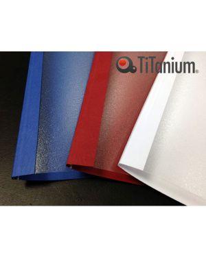50 cartelline termiche 12mm bianco grain titanium CART.TERM 12W 8025133098924 CART.TERM 12W