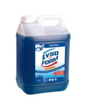 Detergente pavimenti disinfettante lysoform 5 litri classico 100887664 7615400102280 100887664