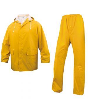 Completo impermeabile en304 tg. l giallo (giacca+pantalone EN304JAGT2 3295249128265 EN304JAGT2