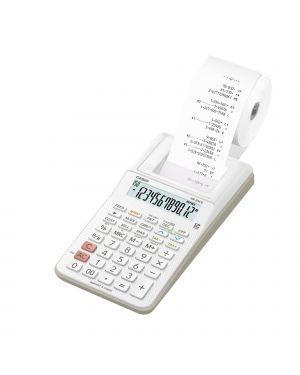 Calcolatrice scrivente 12 cifre hr-8rce bianco casio HR8RCE-WE-W-EC 4971850099635 HR8RCE-WE-W-EC