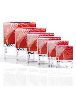 Timbro printer 10 g7 autoinchiostrante 10x27mm 3 righe colop PR 10 G7 BI 9004362486862 PR 10 G7 BI