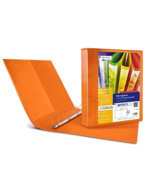 Raccoglitore myto ti 17 a4 4d 22x30cm arancio personalizzabile sei rota 36911744  36911744-1