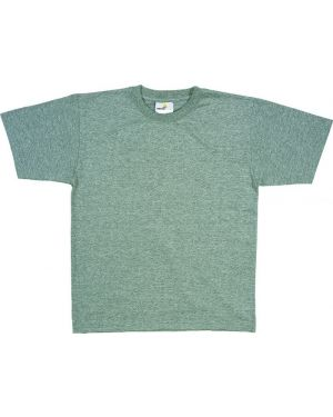T-shirt basic napoli grigio tg. m 100 cotone NAPOLGR-M 3295249115937 NAPOLGR-M