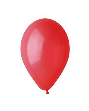 Busta 16 palloncini in lattice Ø30cm rosso big party 72773 8020834727739 72773 by No