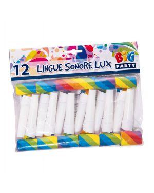 Busta 12 lingue sonore lux big party 13976 8020834139761 13976
