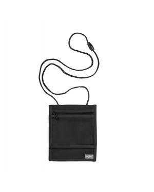 Portadocumenti da collo xl nero basic 99508-01 4009212051011 99508-01 by Durable
