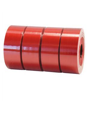 4 nastro splendene 48mmx100mt rosso 30 bolis 56014821030  56014821030